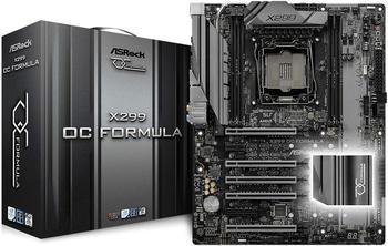 Asrock X299 OC Formula, Mainboard