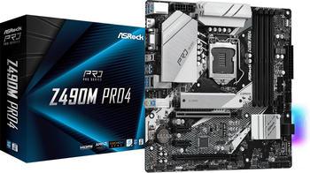 asrock-z490m-pro4-unterstuetzt-10th-gen-intel-coretm-prozessoren-sockel-1200-motherboard
