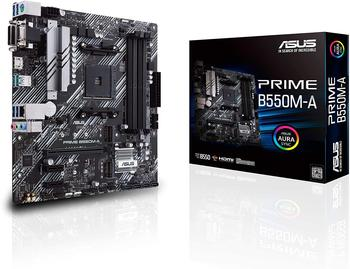 Asus Prime B550M-A
