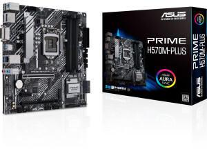 Asus MB PRIME H570M-PLUS - Intel H570), Mainboard