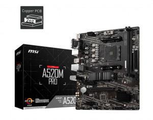 MSI MB AMD SA KM4M-V M-ATX Socket micro ATX