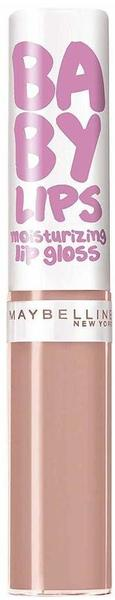 Maybelline Baby lips moisturizing Gloss 20 taupe with me (5ml)