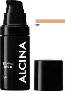 Alcina Silky Matt Make-up light (30ml)