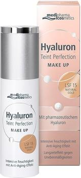 Medipharma Hyaluron Teint Perfection Make up Natural Gold (30ml)