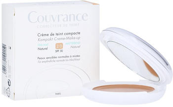 Avène Couvrance Kompakt Creme Make-up mattierend (10g)