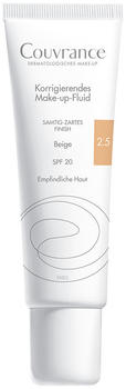Avène Couvrance Make-up Fluid 2.5 Beige (30ml)