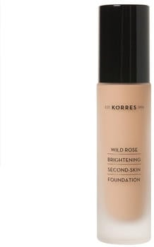Korres Wild Rose Foundation #WRF3 (30ml)