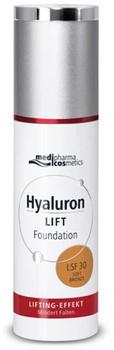 Medipharma Hyaluron Lift Foundation LSF30 Soft bronze (30ml)