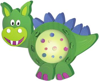 Ursus Laternen-Bastelset rund - Dino