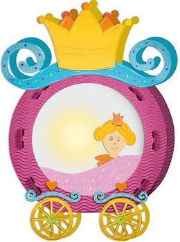 Ursus Laternen-Bastelset rund - Cinderella