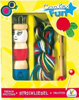 The Toy Company Creative Fun Strickliesel (6331024)