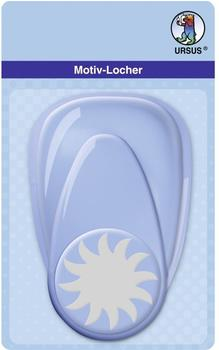Ursus Motiv-Locher maxi Sonne