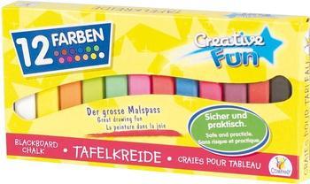 The Toy Company Creative Fun Tafelkreide 12 Stück
