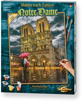 Schipper Malen nach Zahlen - Notre Dame