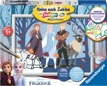 Ravensburger Disney Frozen 2 Abenteuerreise