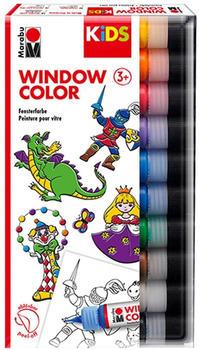 Marabu KiDS Window Color (10er)