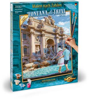 Schipper Fontana di Trevi in Rom