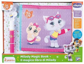 Chicco Milady Magic Book