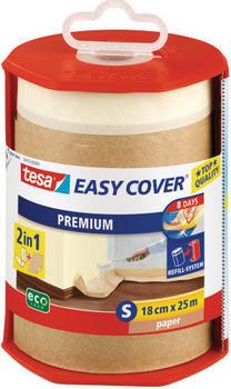 Tesa EASY COVER Premium Papier Nachfüllrolle 57011 (25 x 180 mm)