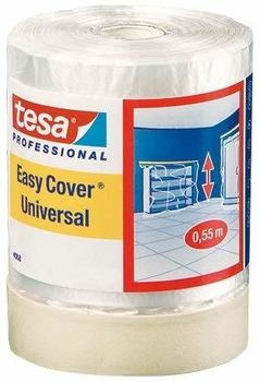 Tesa EASY COVER Premium Abdeckfolie 4368 Nachfüllrolle (33 m x 1,40 m)
