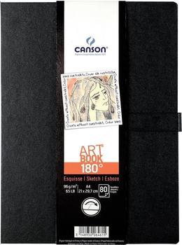 Canson Skizzenbuch Hardcover DIN A4 crobart 80Blatt