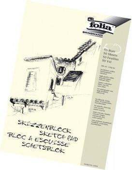 Folia Skizzenblock A3 (8303)