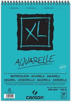 Canson XL Aquarelle 300g/qm 30 Blatt A4