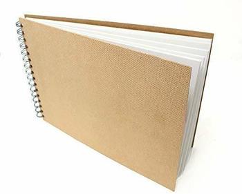 Artway Enviro (Recycled) Wirobound Sketchbooks A4