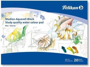Pelikan Studien-Aquarell-Block 30 x 40 cm SR3 20 Blatt