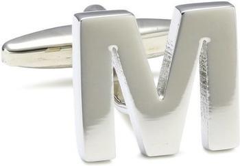 teroon-unisex-manschettenknopf-buchstaben-initialen-m-608594