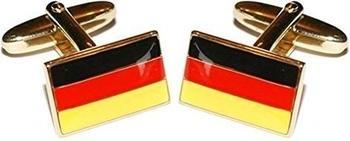 Grom Manschettenknöpfe Deutschlandflagge (617237)