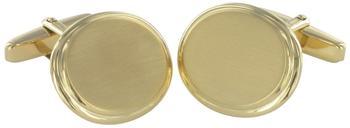 Grom Manschettenknöpfe 333er Gold (626536)
