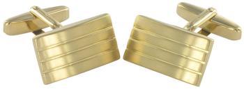 Grom Manschettenknöpfe 750er Gold (621517)