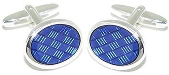 grom-manschettenknoepfe-silber-blaue-kaltemaileinlage-615226