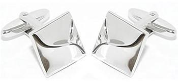 Grom Design Manschettenknöpfe Silber (615158)
