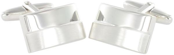 Grom Design Manschettenknöpfe Silber (614809)