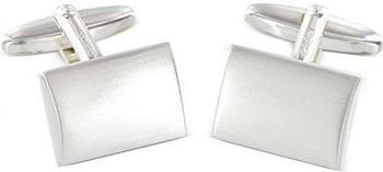 Grom Manschettenknöpfe Gravur geeignet Silber (614380)