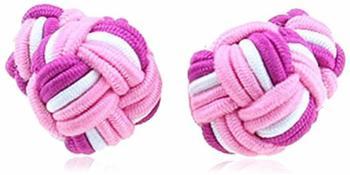 teroon-unisex-manschettenknopf-seidenknoten-rosa-pink-weiss-610160