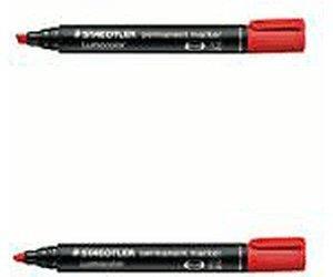 Staedtler Lumocolor Permanentmarker 352 4er (farbig)