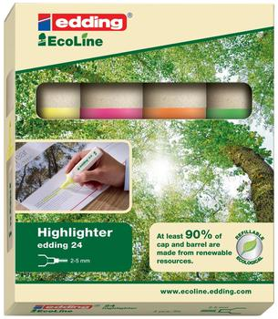 edding EcoLine 24/4 S Highlighter