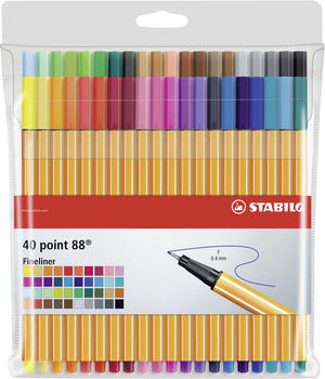 STABILO point 88 40-Stk. (8840-1)