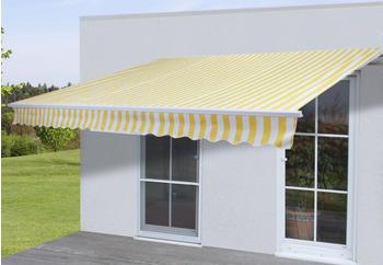 Mendler T792 mit Polyester 500 x 300 cm gelb
