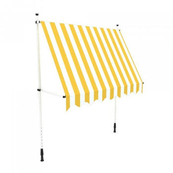 Paramondo JAM 350 x 120 cm gelb-weiß