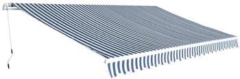 vidaxl-gelenkarmmarkise-500-cm-blau-weiss-42154