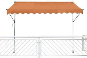 LECO Leco Klemmmarkise B 200 orange (24201105)