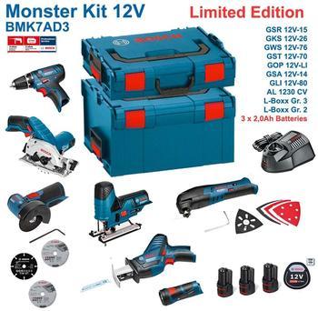 Bosch Kit 12V BMK7AD3