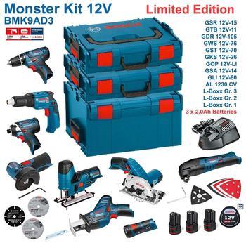 Bosch Kit 12V BMK9AD3