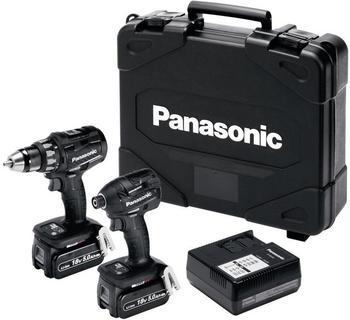 Panasonic Akku-Combo-Set EYC215LJ2G