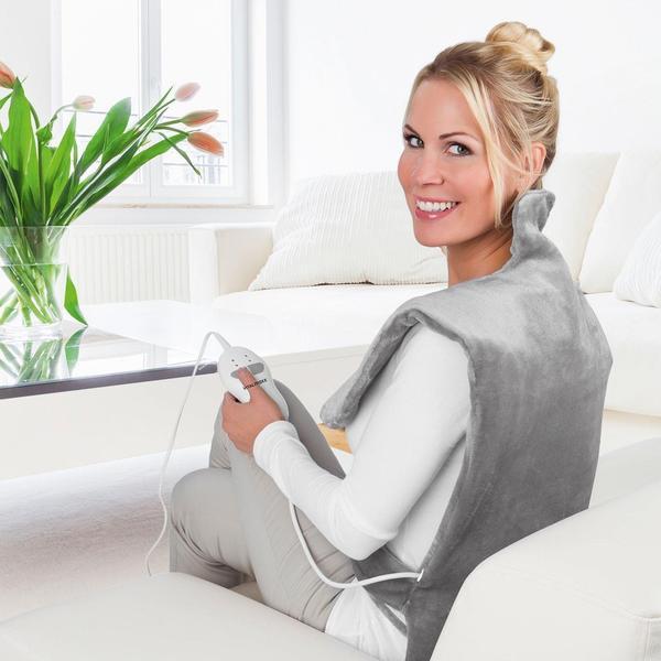 VITALmaxx Rücken- & Nacken-Massageheizdecke