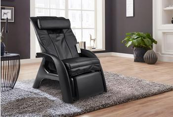 ALPHA TECHNO Massagesessel schwarz
